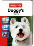 Beaphar Doggy's +Biotin šunų pašaro papildas su biotinu 75 tabl.